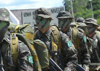 Brasil: Bolsonaro autoriza el despliegue de las fuerzas armadas en la Amazonía