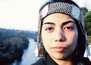 Nación Mapuche. La machi que defiende el río