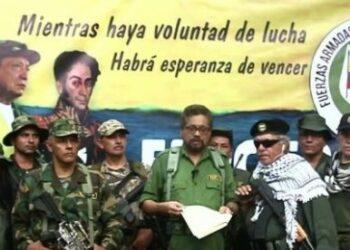 """FARC-EP retoma lucha armada ante """"traición de Estado colombiano a los Acuerdos de Paz"""""""
