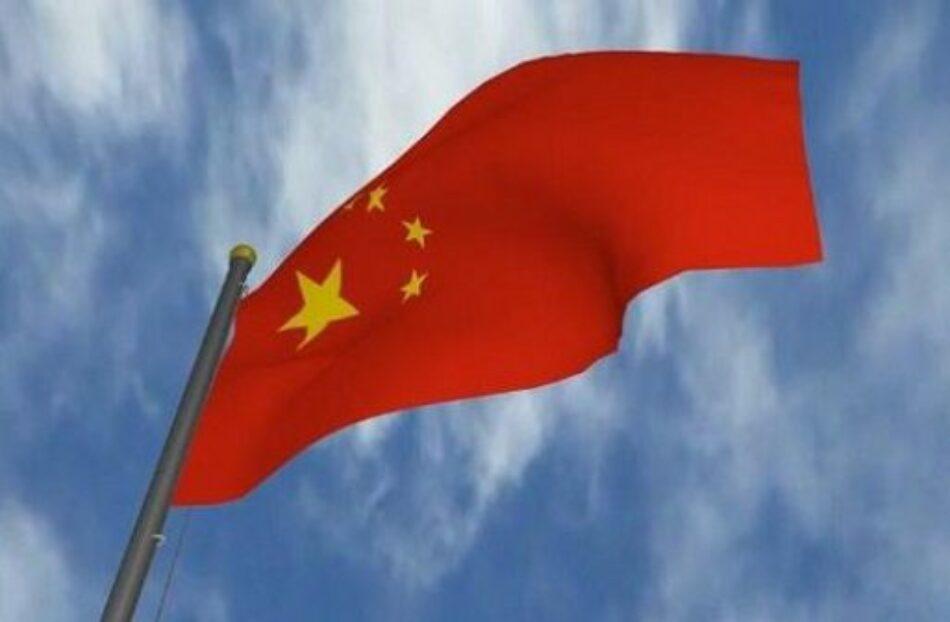 China anuncia bloqueo económico a Estados Unidos
