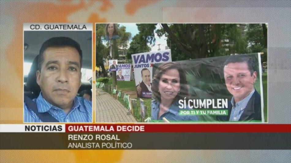 Conservador Giammattei gana las presidenciales en Guatemala