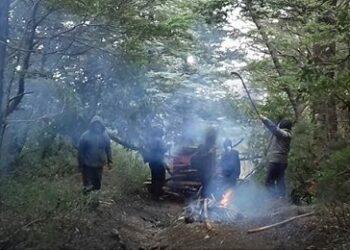 Nación Mapuche. Weychafe defensores del RukaPillan anuncian control del acceso al pewenentu