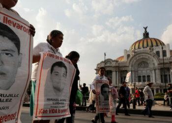 Se conoce «cómo fue la operación del proceso de desaparición» de los 43 estudiantes de Ayotzinapa
