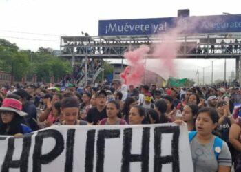 Honduras reactiva insurrección popular exigiendo renuncia de JOH