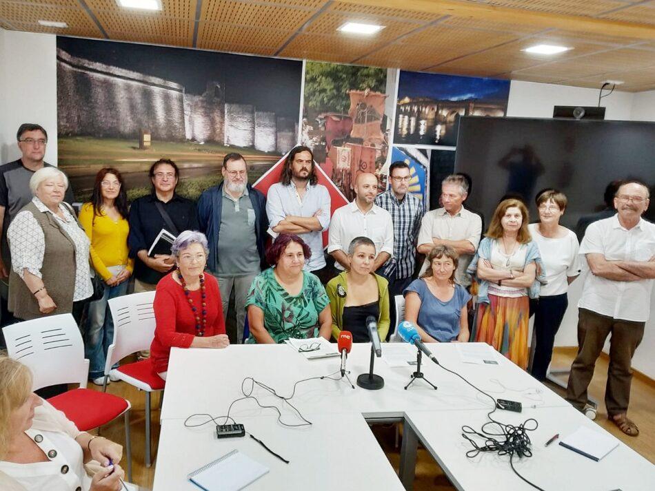 Antón Sánchez defenderá en el Parlamento de Galicia la protección de la Serra do Oribio frente a los eólicos