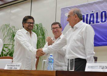 Cuba y Noruega ratifican su compromiso por la paz en Colombia