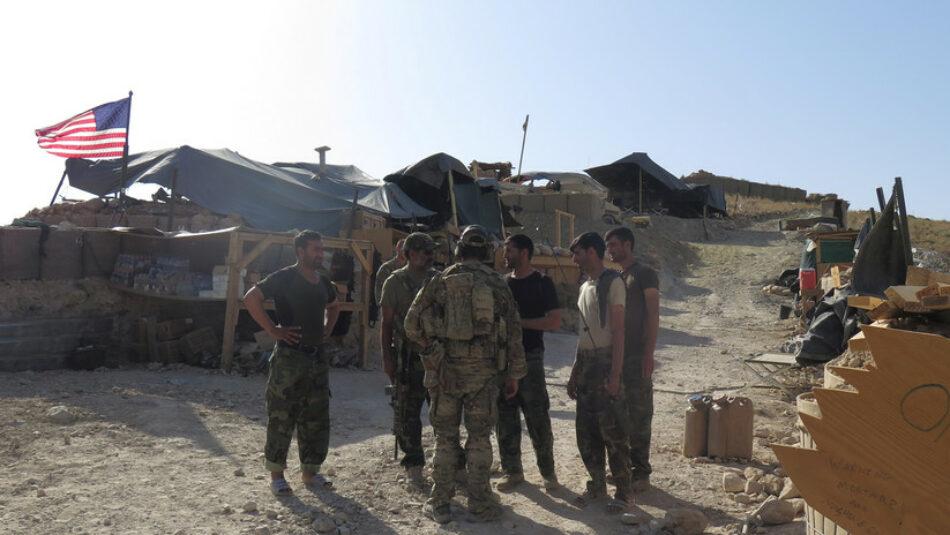 «Vamos a tener presencia siempre»: Trump declara que 8.600 tropas de EE.UU. se quedarán en Afganistán