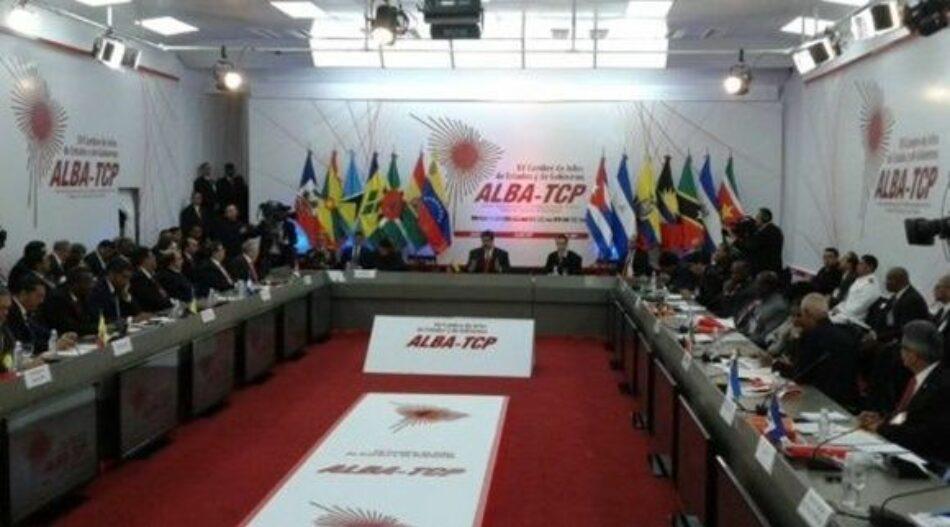 ALBA-TCP rechaza bloqueo de EE.UU. contra Venezuela