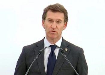 El «calentón» político de Feijóo con las grandes eléctricas puede echar abajo la candidatura de la Ribeira Sacra a Patrimonio de la Humanidad
