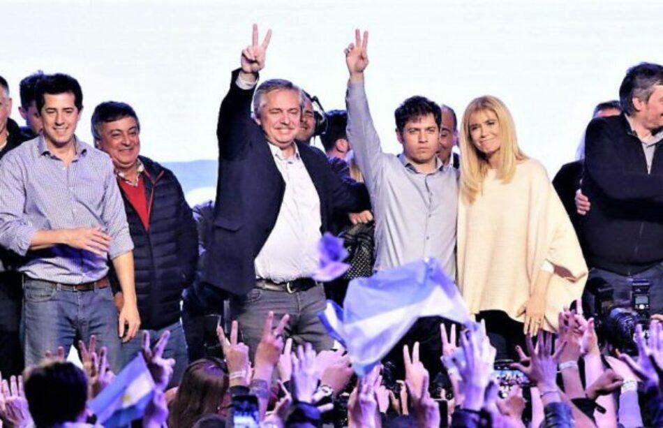 Argentina. Elecciones 2019. Una victoria que golpea a Trump y Netanyahu