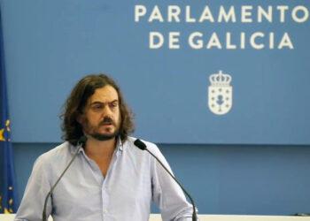 Antón Sánchez considera como «absolutamente escandalosa» a tramitación administrativa do PP do parque eólico da Serra do Oribio