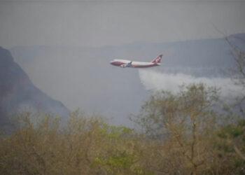 Continúan en Bolivia acciones para mitigar incendios forestales