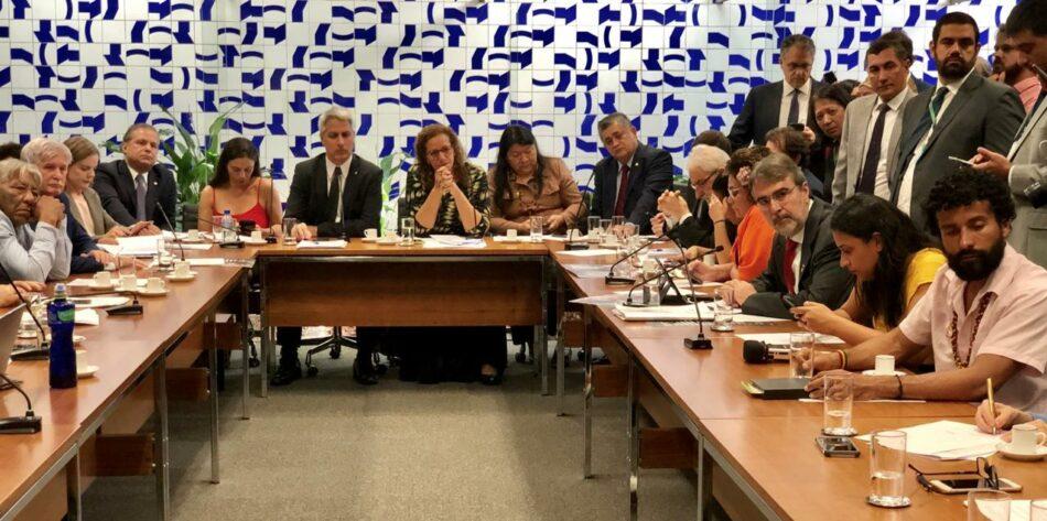 Crean en Brasil Foro Nacional Amplio en Defensa de la Amazonia