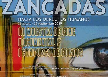 Zancadas que conmemora el 25 aniversario de la llegada de la primera patera a Canarias