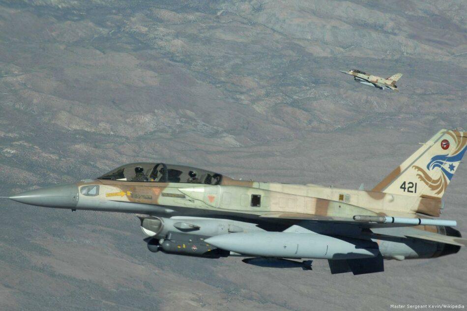 Israel bombardea nuevamente la Franja de Gaza