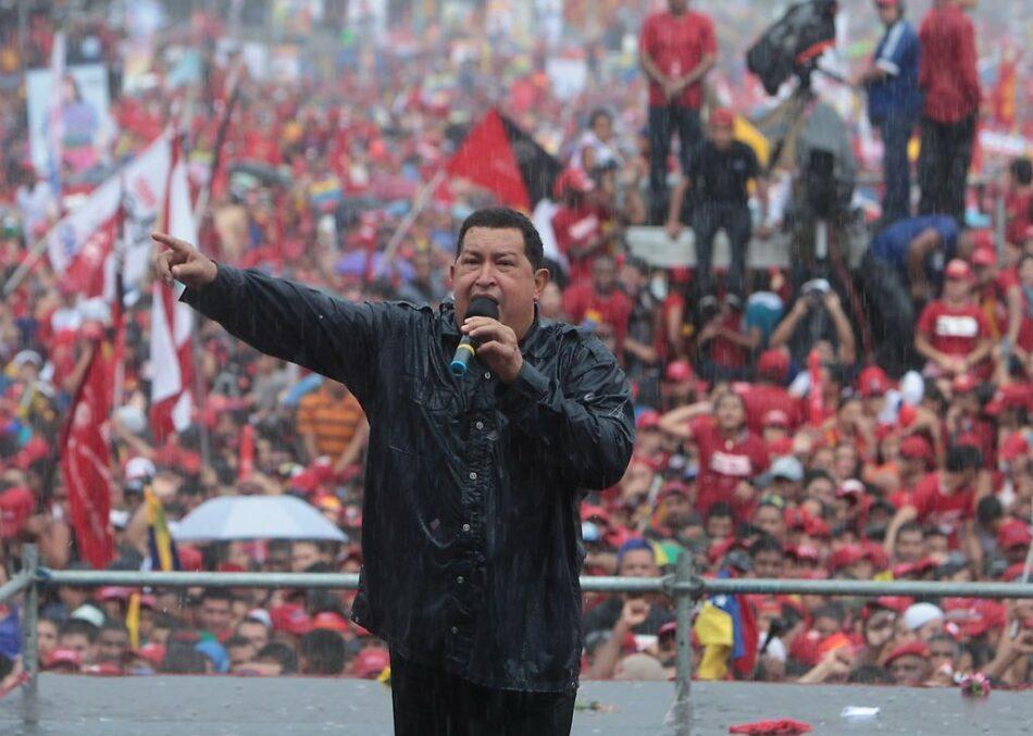 Cuando Chávez decía: Imagínense ustedes que no hubiera llegado la revolución