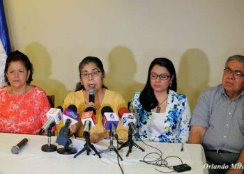 Nicaragua. Informe de actividades realizadas para la implementación de la Ley de Atención Integral a Víctimas