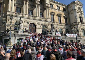 El Partido Comunista de Euskadi-EPK acusa a las instituciones Europeas de preparar un nuevo ataque contra las pensiones públicas