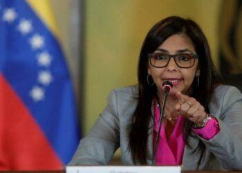 Vicepresidenta Rodríguez: Planes terroristas contra los servicios se encontrarán con el rechazo del pueblo