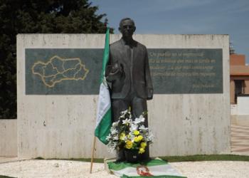 Izquierda Andalucista considera hipócrita llevar flores a Blas Infante y pactar gobiernos con la ultraderecha