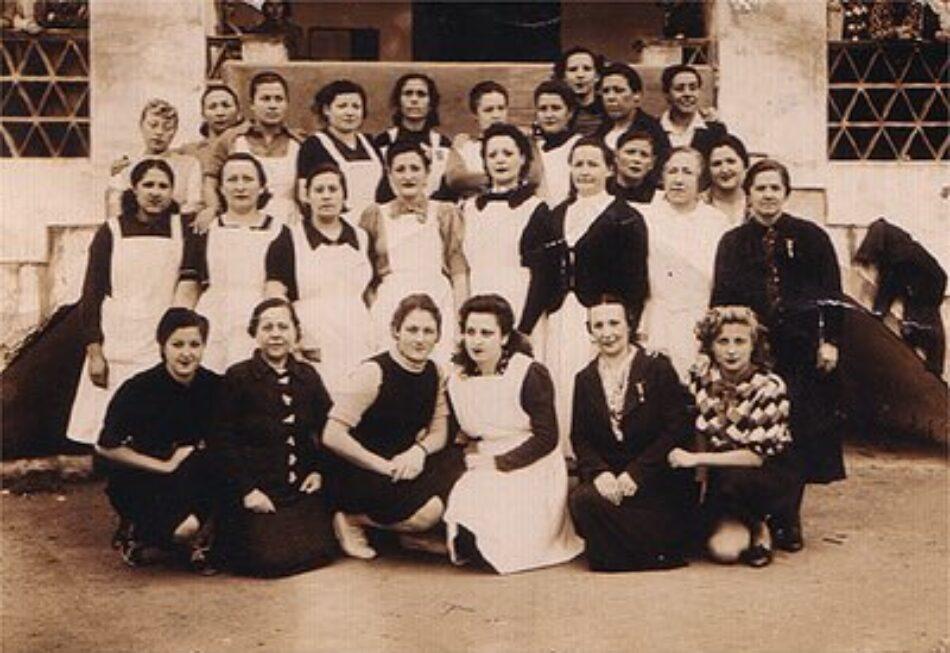 Se cumplen 80 años del asesinato de las 13 Rosas y los 43 Claveles por el ejército Franquista sublevado