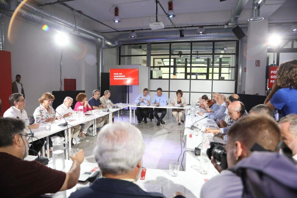 La Federación Estatal de Foros por la Memoria propone desarrollar una Ley Integral de Víctimas del franquismo en su reunión con Sánchez