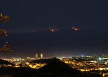 EQUO lamenta los incendios que sufre Gran Canaria y reclama mayores inversiones en la prevención y extinción