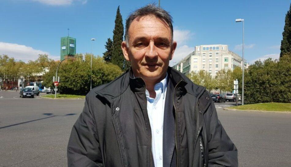 """Enrique Santiago: """"Que nadie espere que IU rompa la unidad de acción en UP"""""""
