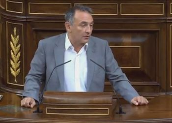 El diputado Enrique Santiago advierte al gobierno que no debe sancionar al Open Arms