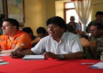 Bolivia. Evo Morales prohíbe venta de tierras en zonas en llamas de la Amazonía