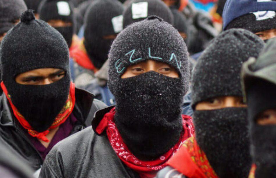 Los zapatistas ocupan nuevos territorios en México: «Y rompimos el cerco!», señalan en un comunicado