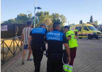 Leganemos denuncia una agresión a una de sus militantes en las fiestas de Leganés