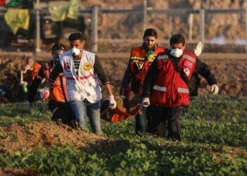 Al menos 50 palestinos heridos por represión israelí en Gaza