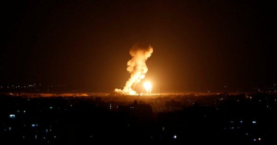 Ataque israelí en Gaza deja 5 palestinos muertos