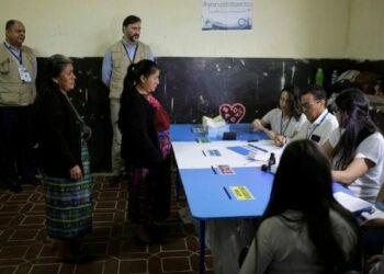 Guatemala. Inician paro en región norte tras elecciones