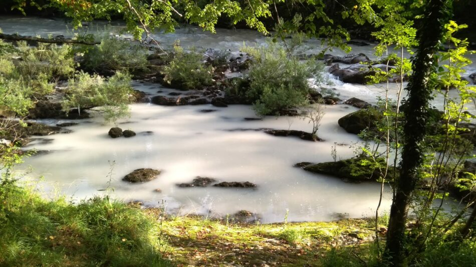 Posibles vertidos en el río Cares