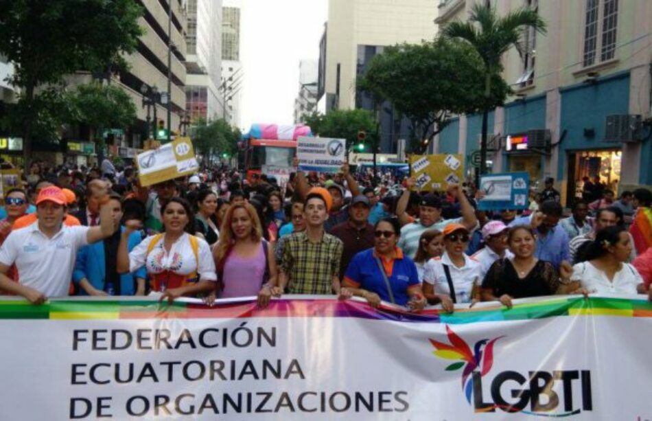 Ecuador. Reclaman respuestas ante crímenes contra comunidad LGBTI