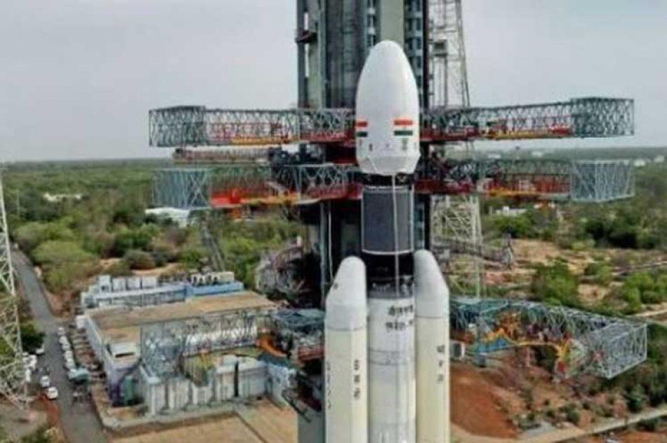 Nave espacial de la India orbitará la Luna en una semana