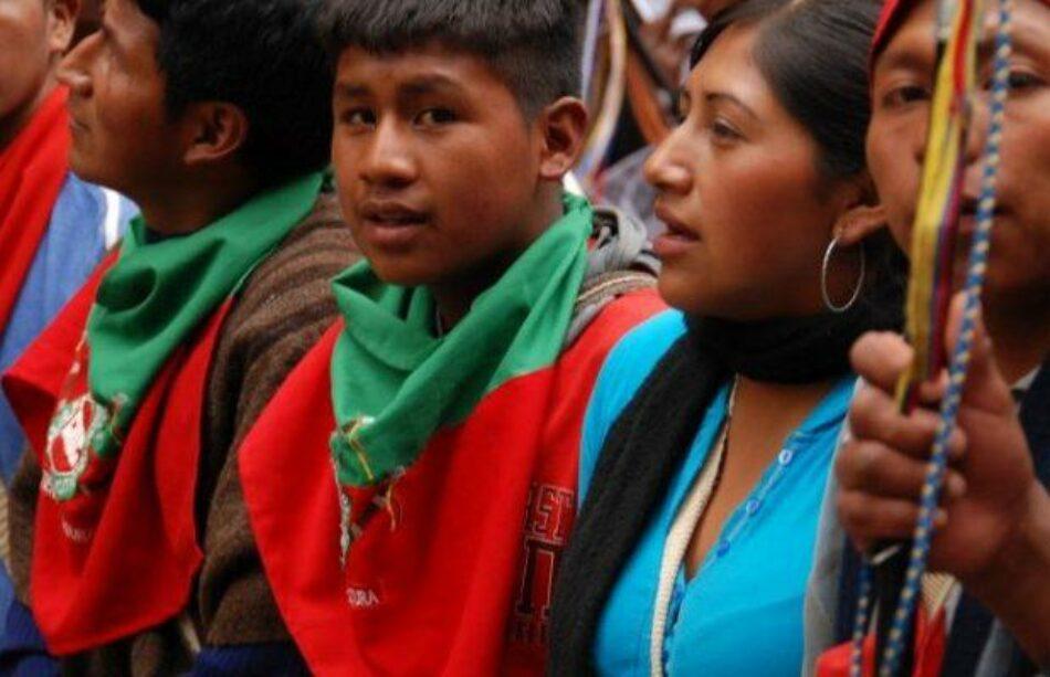 Colombia. Indígenas denuncian atentados a quienes apuestan a la paz