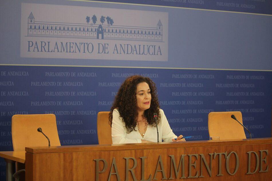 """Inmaculada Nieto: """"Nos ha parecido decepcionante que la Junta eluda su parte de responsabilidad en la crisis de la listeriosis"""""""