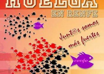 Emergencia ferroviaria en Andalucía: CGT convoca huelga el 30 de agosto y 1 de septiembre
