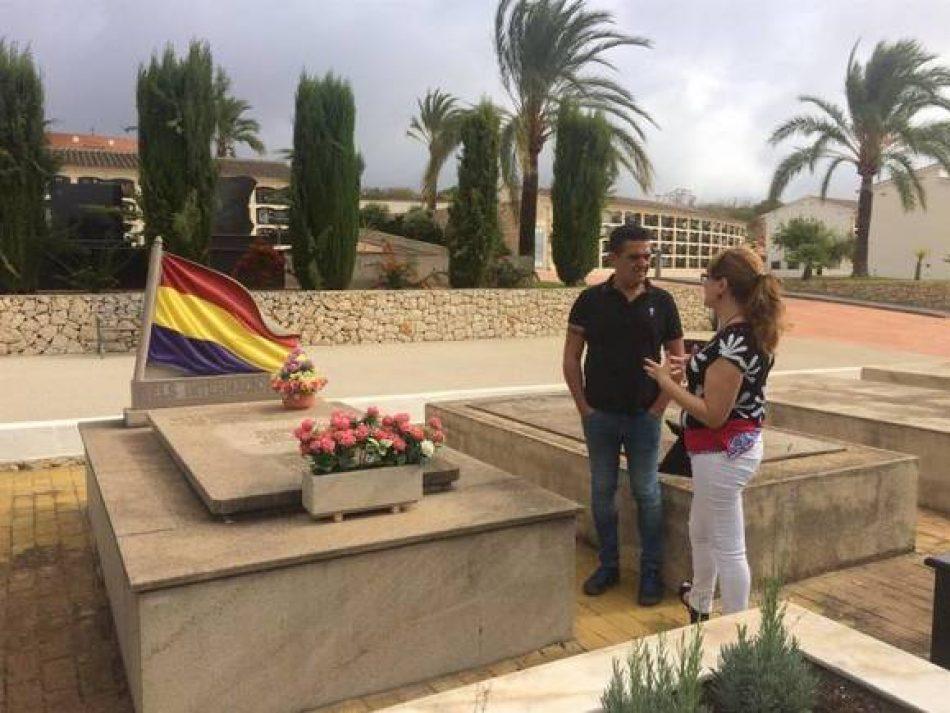 """Mulet """"El PSOE ha usado la exhumación de Franco de manera irresponsable como trampantojo para tenernos distraídos"""""""