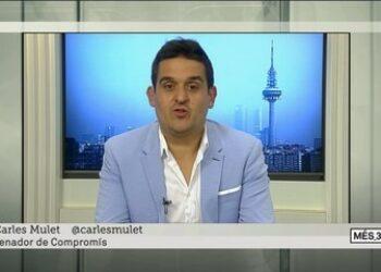 Compromís vuelve a exigir al Gobierno medidas para recuperar los 62.754 millones de euros públicos del rescate a la banca