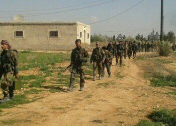 Ejército sirio inicia su asalto de la ciudad de Jan Sheijun