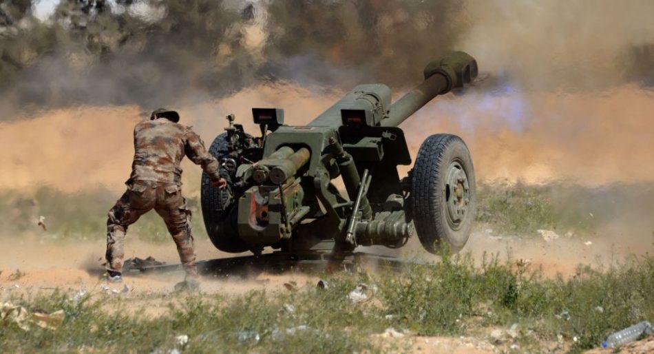 Ejército sirio toma todas las colinas que rodean el bastión terrorista de Kabani, en Latakia