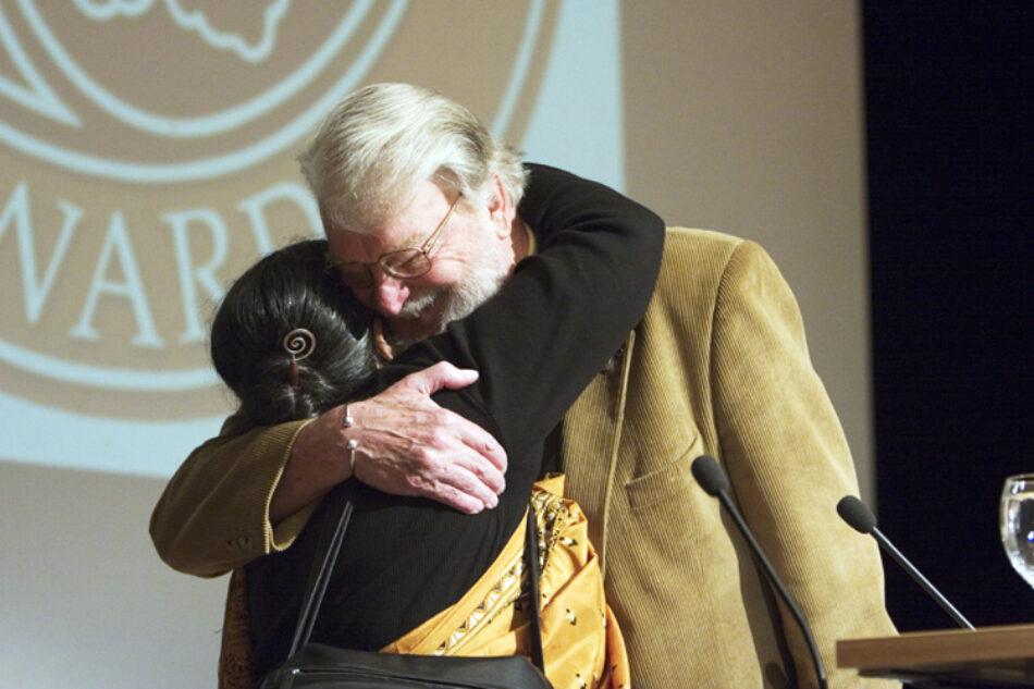 La Fundación Right Livelihood lamenta el fallecimiento de Manfred Max-Neef, su primer laureado latinoamericano