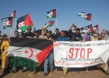 Centrales sindicales europeas condenan la represión de Marruecos en el Sahara Occidental