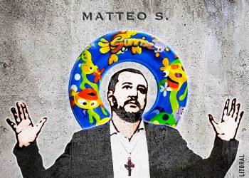Matteo Salvini, Patrón del Rescate Marítimo