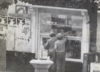 La inaudita toma de Rentería (Cronica periodística de los hechos acaecidos el 13 de Julio de 1978)