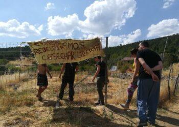 El colectivo que repobló Fraguas denuncia la agresión por un grupo de cinco hombres